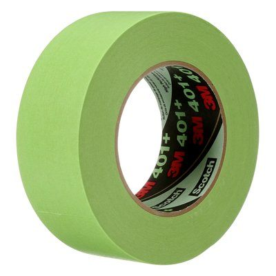3m high performance green masking tape 401